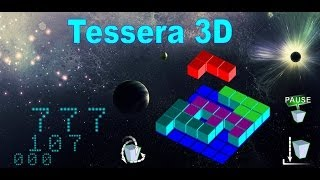 Tessera3D 3-dimensional puzzle YouTube video