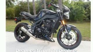 3. 2010 Triumph Speed Triple 15th Anniversary Special Edition  Details superbike Top Speed