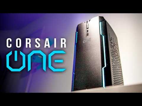 Corsair ONE Review | The King of Gaming PCs???