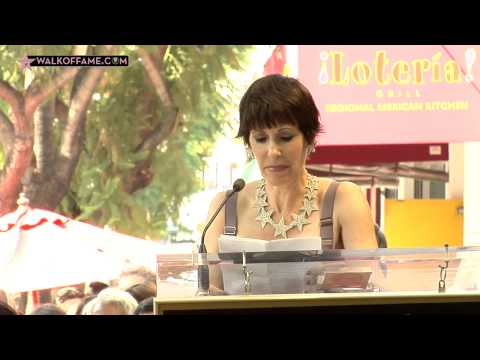 Gale Anne Hurd Walk of Fame Ceremony