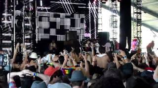 """""""Sandwiches"""" Odd Future (OFWGKTA) Live @ Coachella 2011"""