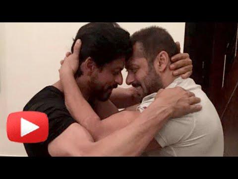 Salman Khan - Shah Rukh Khan Spend Night Together,