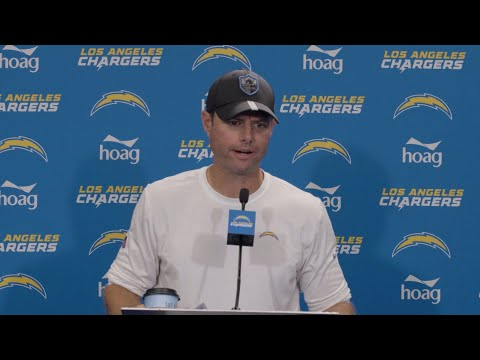 Brandon Staley Talks Injuries Heading Into Week 2 vs Cowboys & DB Rotation   LA Chargers