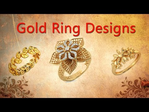 Gold Ring Designs: 15 Unique Designs for Indian Women
