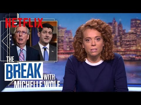 The Break with Michelle Wolf | FULL EPISODE - I Pledge Allegiance | Netflix