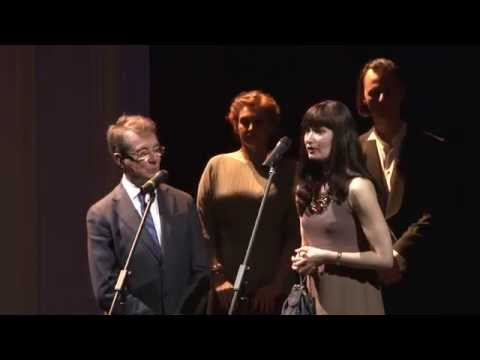 Церемония вручения Премии Дягилева. Дягилевский фестиваль 2013