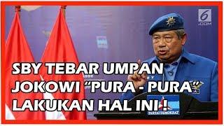 Video SBY Tebar Umpan, Jokowi Pura-Pura Terpancing MP3, 3GP, MP4, WEBM, AVI, FLV April 2019