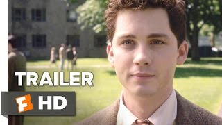 Indignation Official Trailer 1 2016  Logan Lerman Sarah Gadon Movie HD