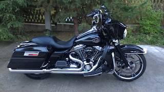 8. 2008 Harley Davidson Electra Glide with Enforcer wheel for sale
