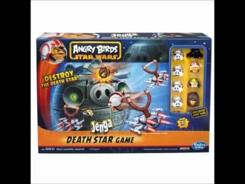 Angry Birds Star Wars Fighter Pods Jenga Death Star Reviews