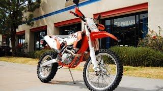 9. 2015 KTM 500 EXC