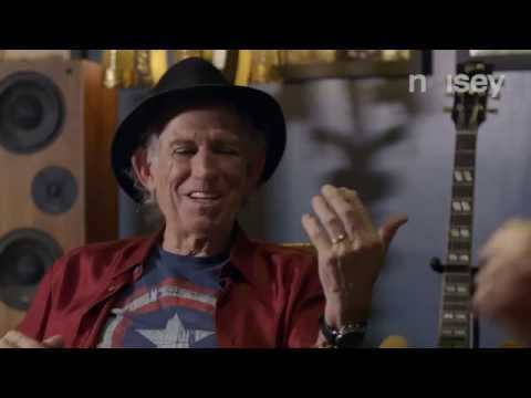 keith richards - spassoso doppiaggio by fabio celenza