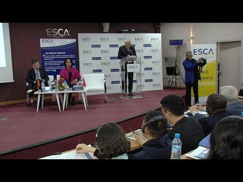 (الشراكة الاستراتيجية المغربية الصينية تساهم في بناء جسور جديدة للتعاون (لقاء