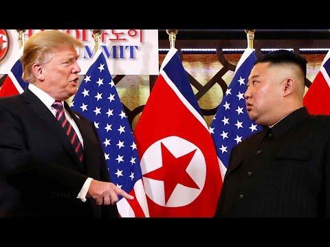 USA / Nordkorea: Trump und Kim brechen Atomgipfel a ...