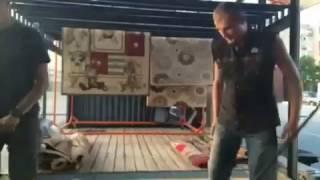 Фабричная стирка ковров