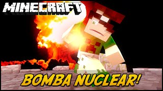 Minecraft Mod: BOMBA NUCLEAR! (Rival Rebels)