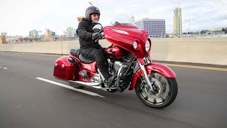 5. 2017 Indian Chieftain Elite and Chieftain Limited Review