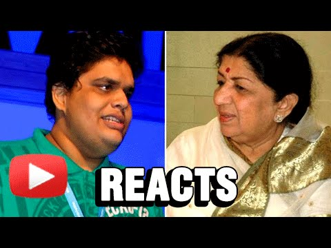 Lata Mangeshkar REACTS To Tanmay Bhatt's Insulting