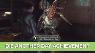 Resident Evil Revelations Die Another Day Achievement Guide - Resident Evil Revelations HD