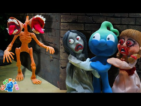 Tiny in The Battle of Demons - Movie Stop Motion Animation Cartoons