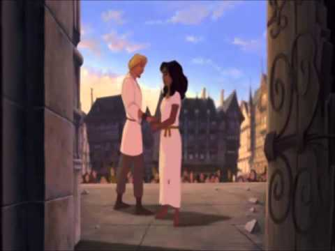 hunchback - From: The Hunchback of Notre Dame (1996) By: Walt Disney Pictures Sung by: Paul Kandel and Chorus No copyright infringement intended. This belongs to Disney.
