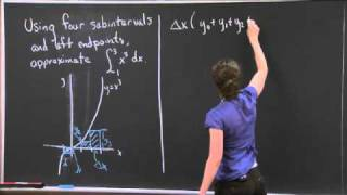 Riemann Sum | MIT 18.01SC Single Variable Calculus, Fall 2010