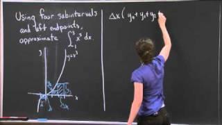 Riemann Sum | MIT 18.01SC Single Variable Calculus, Fall 2010