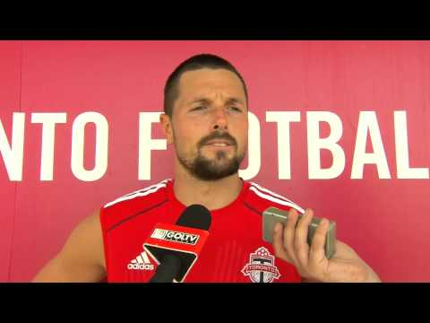 Video: Chris Konopka - July 22, 2014