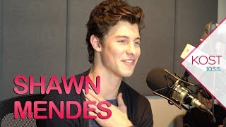 Video Shawn Mendes Talks Growing Up, 'In My Blood', The Meaning Behind His Tattoo & More! MP3, 3GP, MP4, WEBM, AVI, FLV Agustus 2018