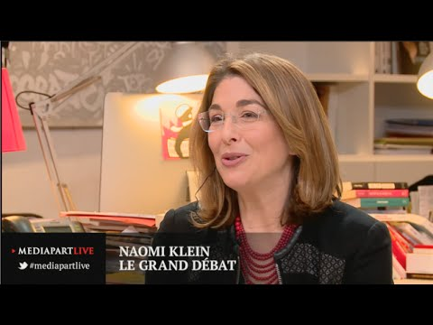 Vid�o de Naomi Klein