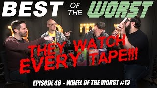 Video Best of the Worst: Wheel of the Worst 13 MP3, 3GP, MP4, WEBM, AVI, FLV Agustus 2018
