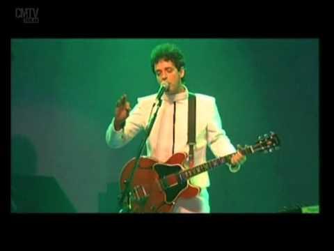 Gustavo Cerati video Beautiful - Estadio Obras 2000
