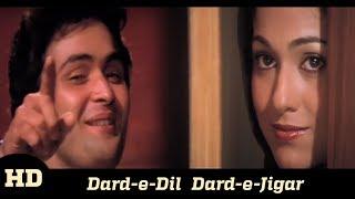 Video Dard-e-Dil Dard-e-Jigar Karz 1980 MP3, 3GP, MP4, WEBM, AVI, FLV April 2018