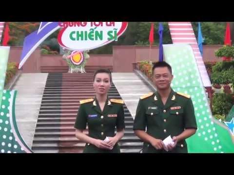 Chúng tôi là chiến sĩ - BCH QS huyện Côn Đảo 2013