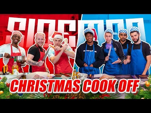 SIDEMEN CHRISTMAS COOK OFF