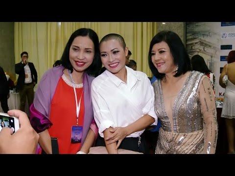 Dàn sao Việt hội tụ tại thảm đỏ Liên hoan phim Quốc tế Hà Nội 2016 | Hoa hậu Mỹ Linh, Chi Pu, Gil Lê