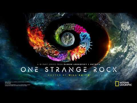 ISSRDC 2018: National Geographic's One Strange Rock: Exploring the Future of Sustainability