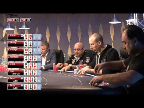 PLO - Cash Game live every Wednesday from King's Casino! For more informations visit: www.cashkings.tv.