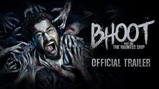 Bhoot: The Haunted Ship   OFFICIAL TRAILER   Vicky Kaushal & Bhumi Pednekar   Bhanu Pratap Singh