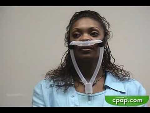 Teen Sleep Apnea Nasal Prongs 94