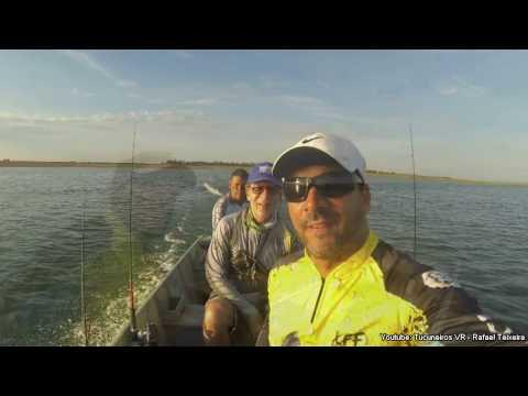 Pescaria em Morada Nova de Minas - Represa de Três Marias #parte 02