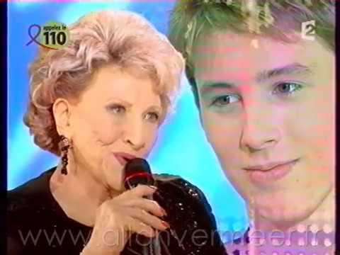 Allan Vermeer - Sa jeunesse / Hier encore (Duo avec Anny Gould)