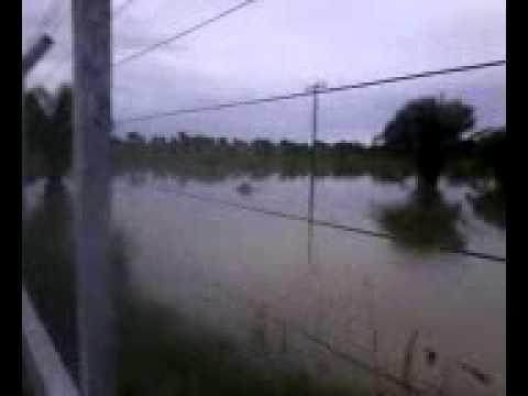 muita água no corgão de São José dos Quatro marcos