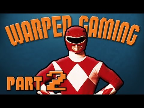 MORPHENOMENAL – POWER RANGERS – PART 2 (Warped Gaming)