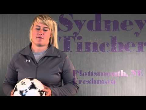 2014 Bellevue University Women's Soccer Introductions