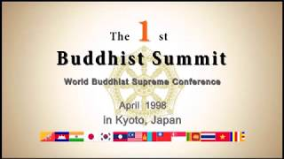 First Buddhist Summit- JAPAN