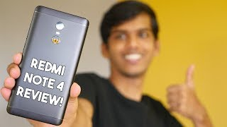 Video Redmi Note 4 Review After 5 Months! The Budget king! MP3, 3GP, MP4, WEBM, AVI, FLV November 2017