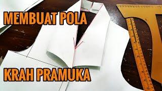 Video MEMBUAT POLA KRAH PRAMUKA PUTRI. MP3, 3GP, MP4, WEBM, AVI, FLV November 2018
