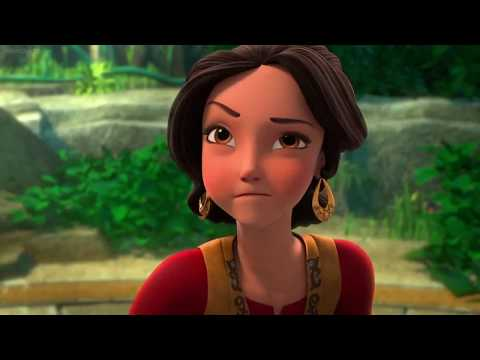 Elena Of Avalor Season 2 Episode 11 - A Tale Of Two Scepters - Part 06