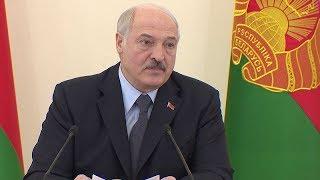 Лукашенко – чиновникам: Очки втирать людям нельзя. Рабочая поездка Президента в Барановичи